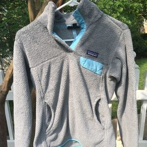 Patagonia W's Re-Tool Snap-T pullover/ sweatshirt